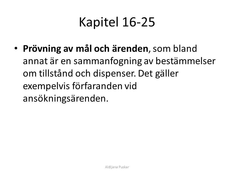 Kapitel 16-25