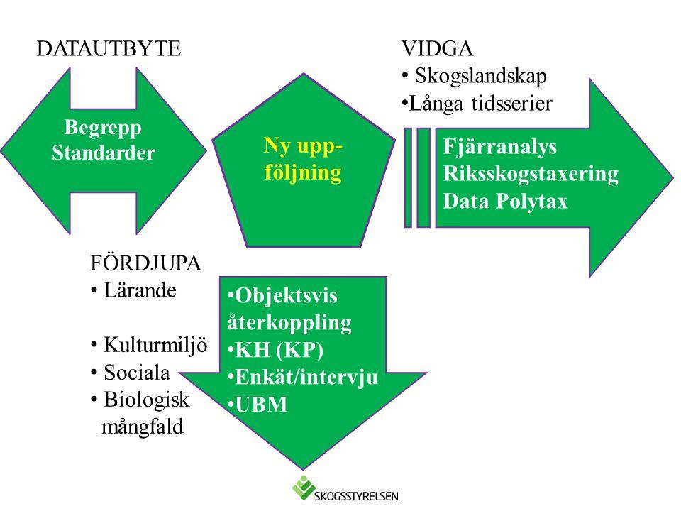 Objektsvis återkoppling KH (KP) Enkät/intervju UBM