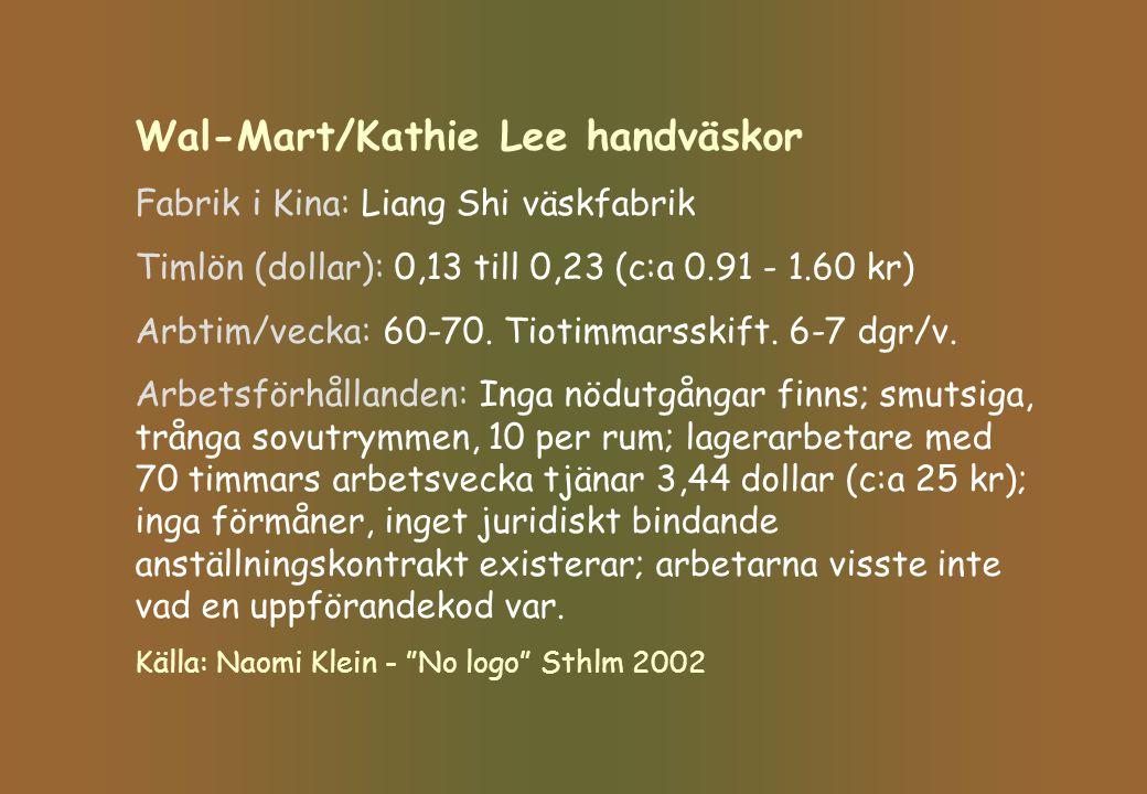 Wal-Mart/Kathie Lee handväskor