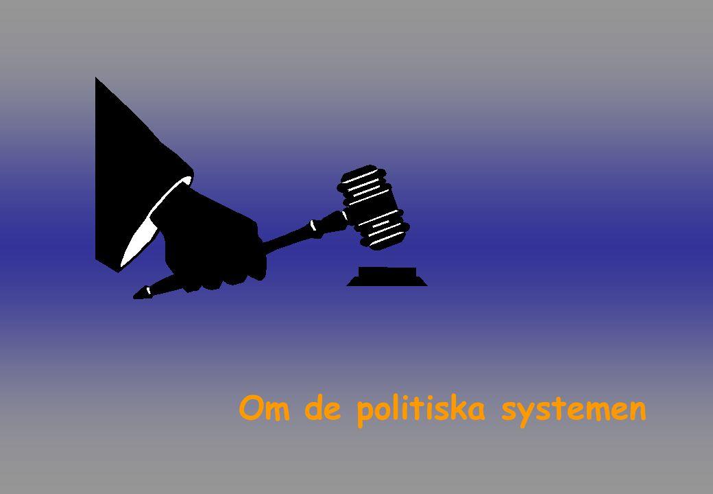 Om de politiska systemen