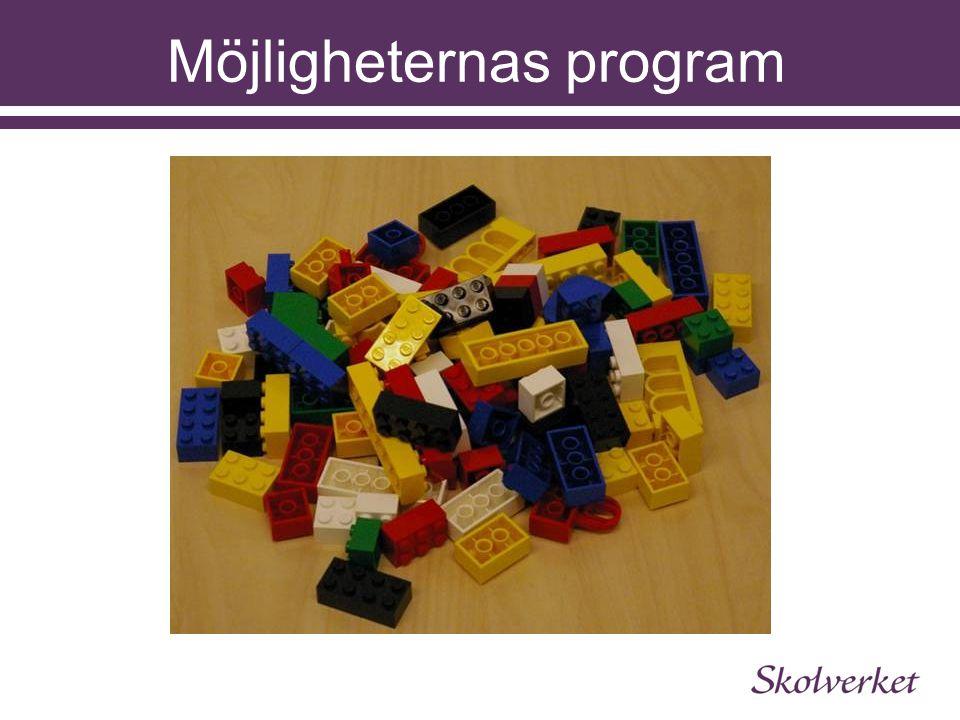 Möjligheternas program