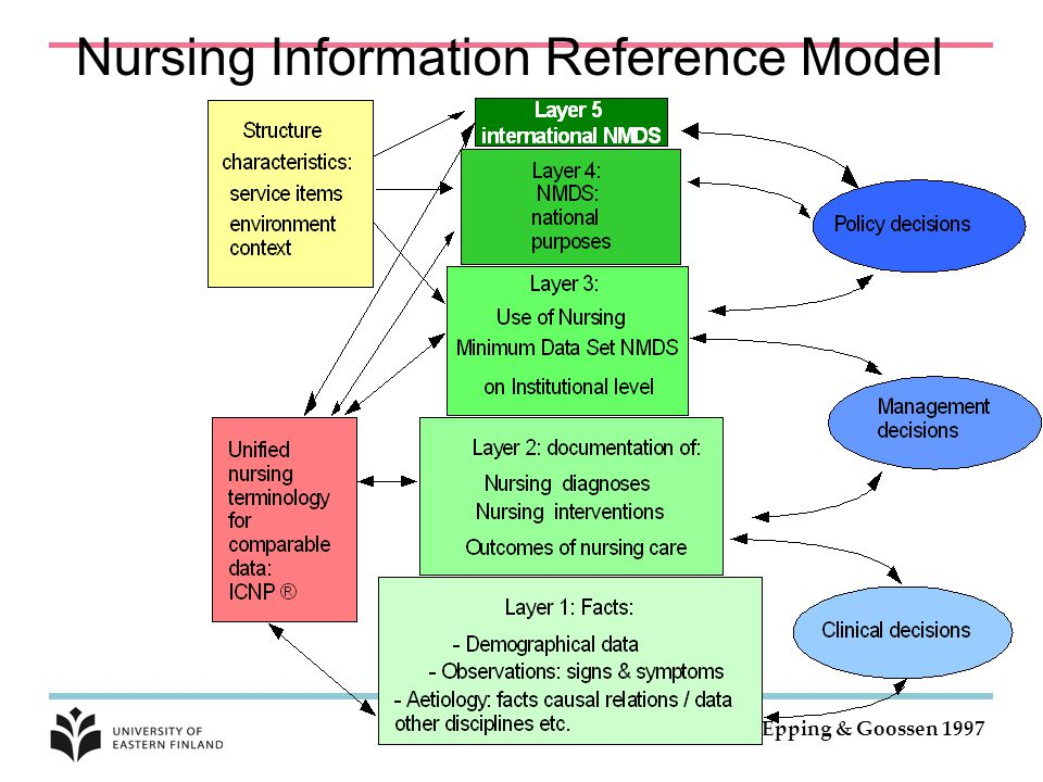 Nursing Information Reference Model