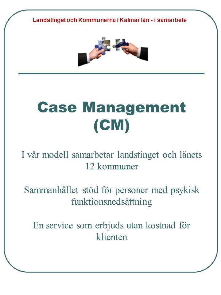 Landstinget och Kommunerna i Kalmar län - i samarbete