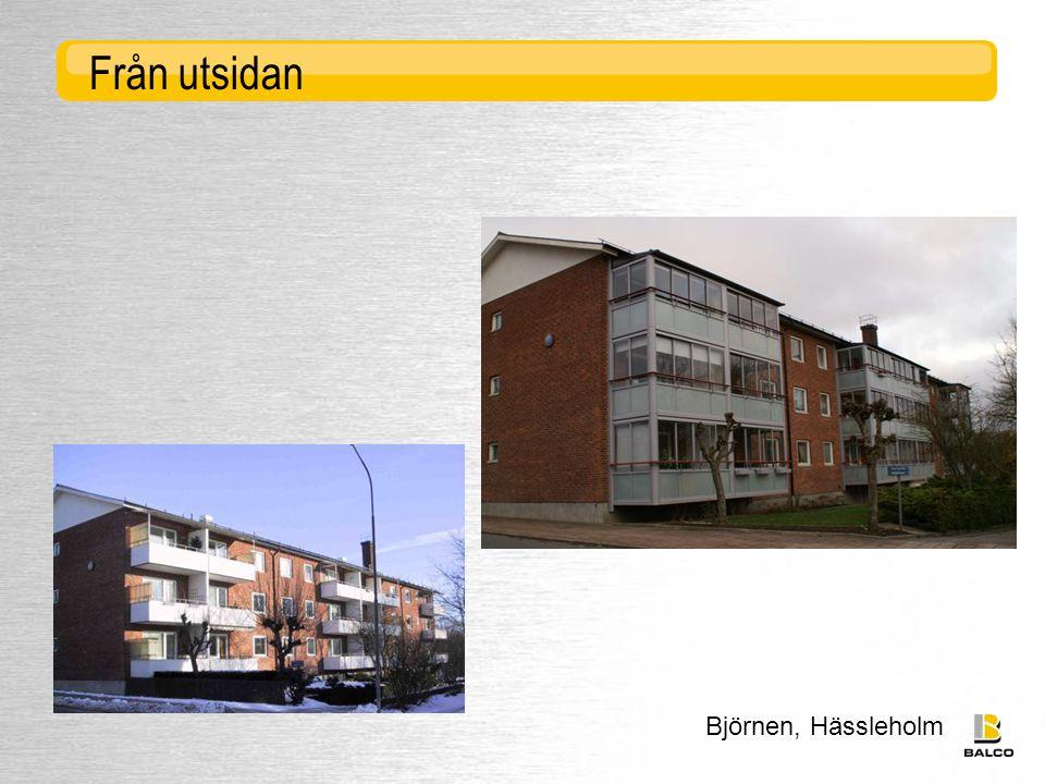 Från utsidan Björnen, Hässleholm