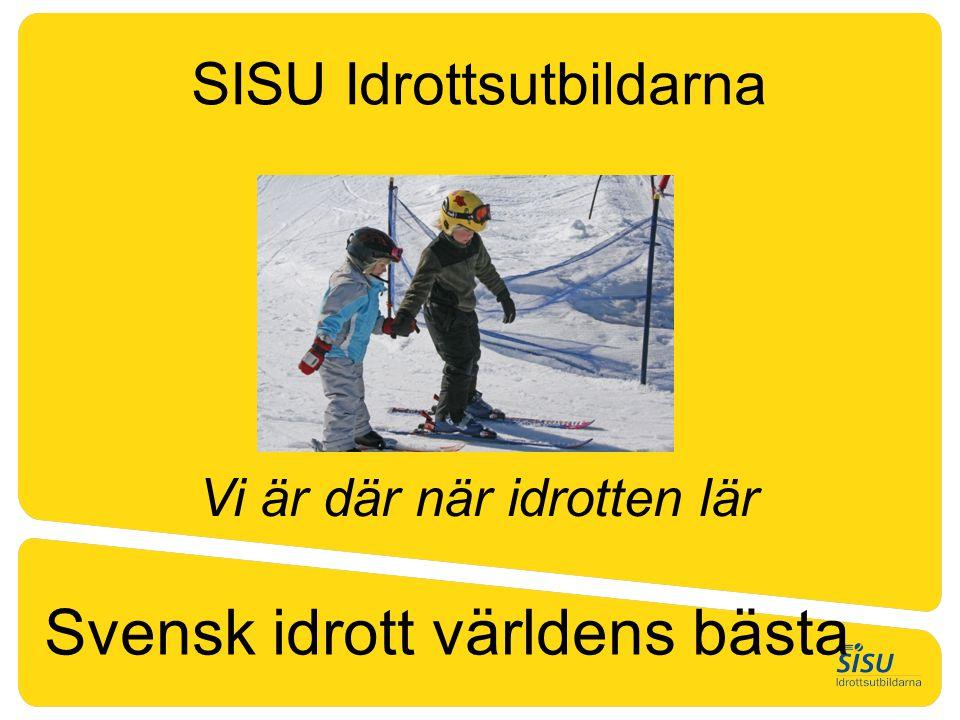 Svensk idrott världens bästa