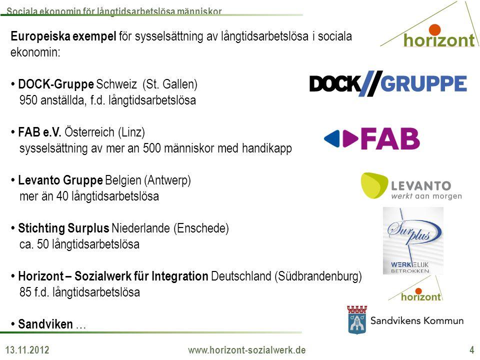 13.11.2012 www.horizont-sozialwerk.de 4
