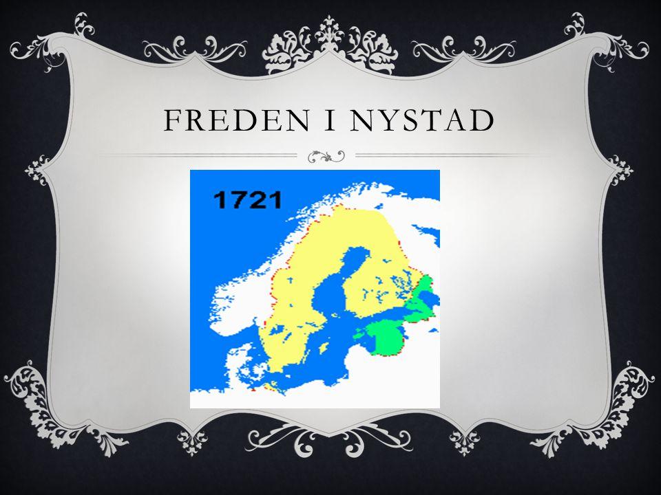 Freden i Nystad
