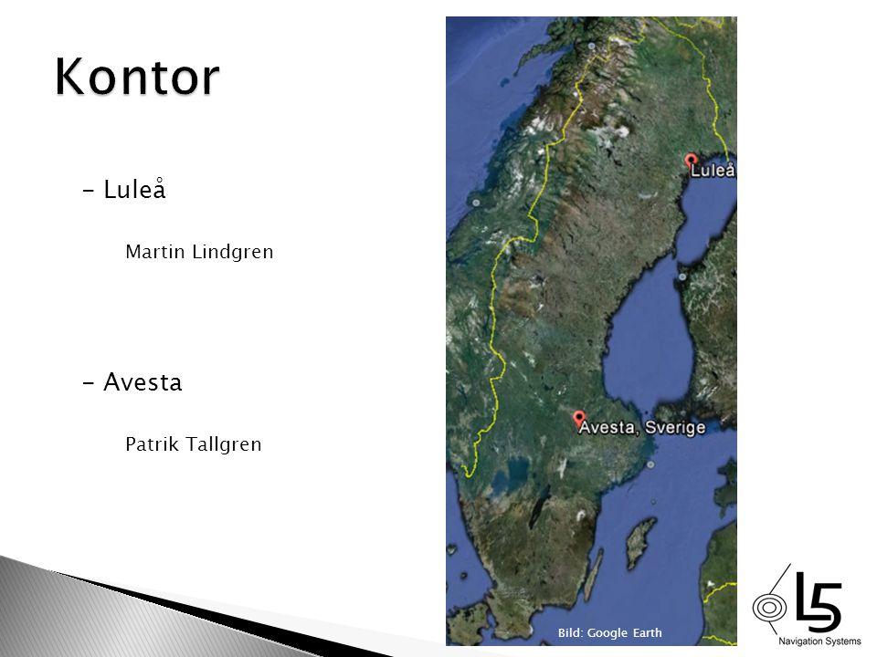 Kontor - Luleå - Avesta Martin Lindgren Patrik Tallgren