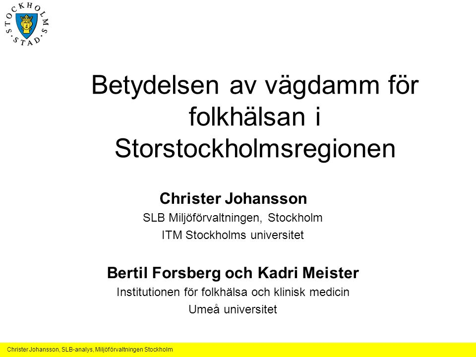 Bertil Forsberg och Kadri Meister