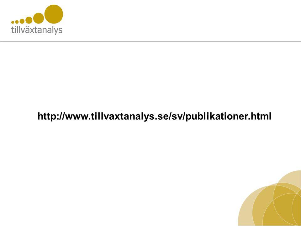 http://www.tillvaxtanalys.se/sv/publikationer.html