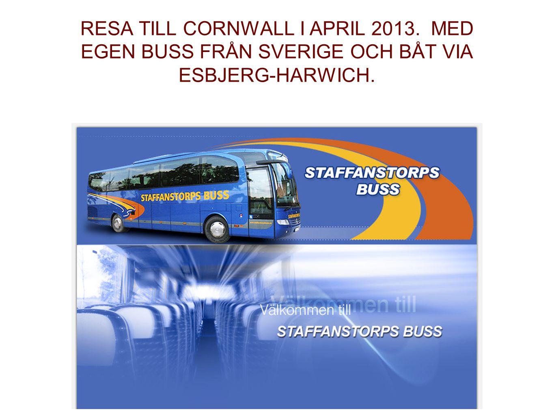 RESA TILL CORNWALL I APRIL 2013