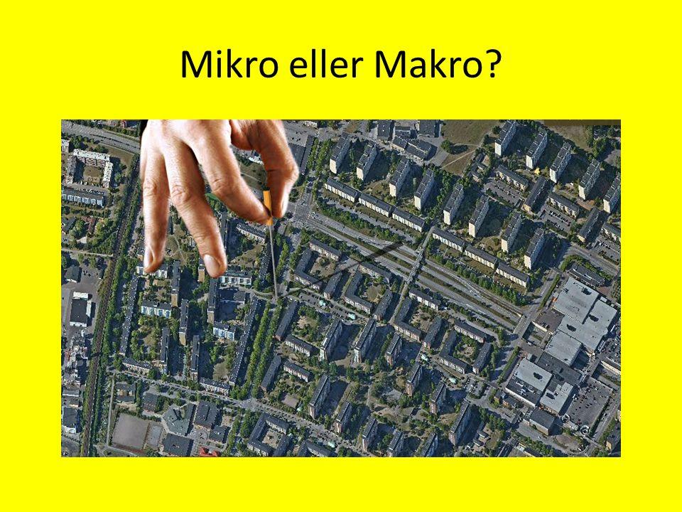 Mikro eller Makro