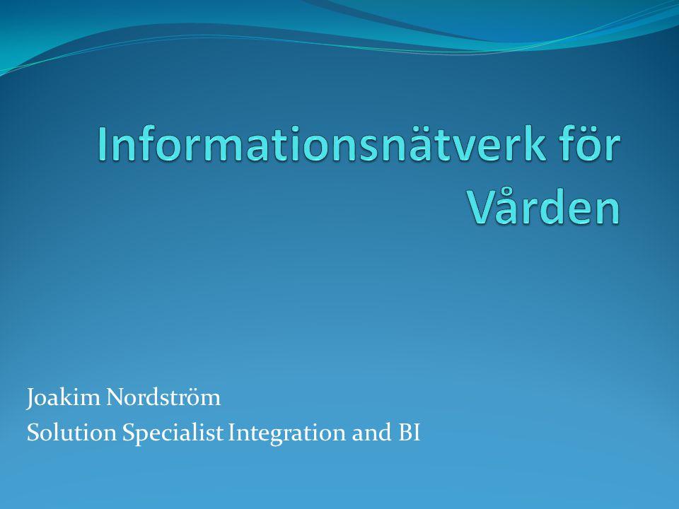 Informationsnätverk för Vården