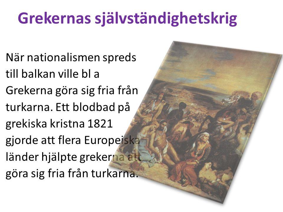 Grekernas självständighetskrig
