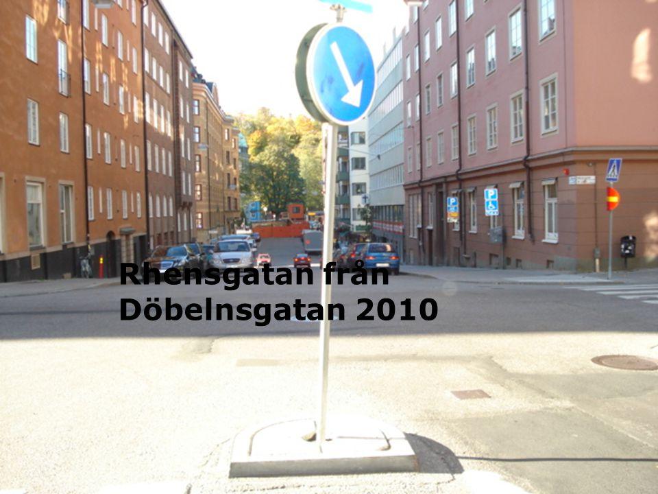 Rehnsgatan från Döbelnsgatan 2010