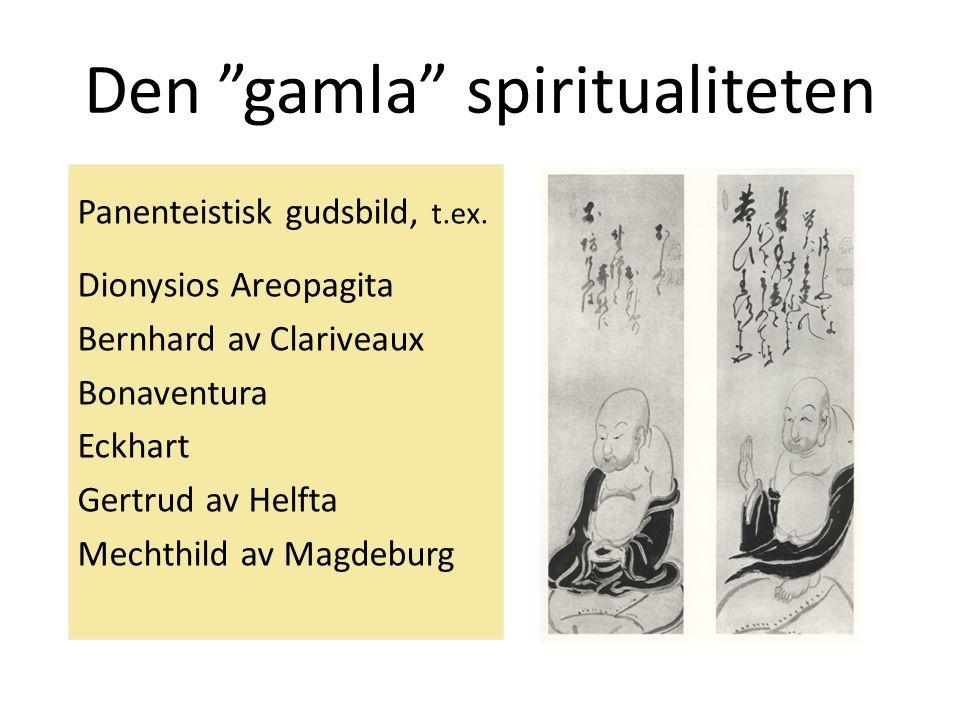 Den gamla spiritualiteten