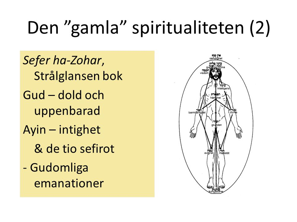 Den gamla spiritualiteten (2)