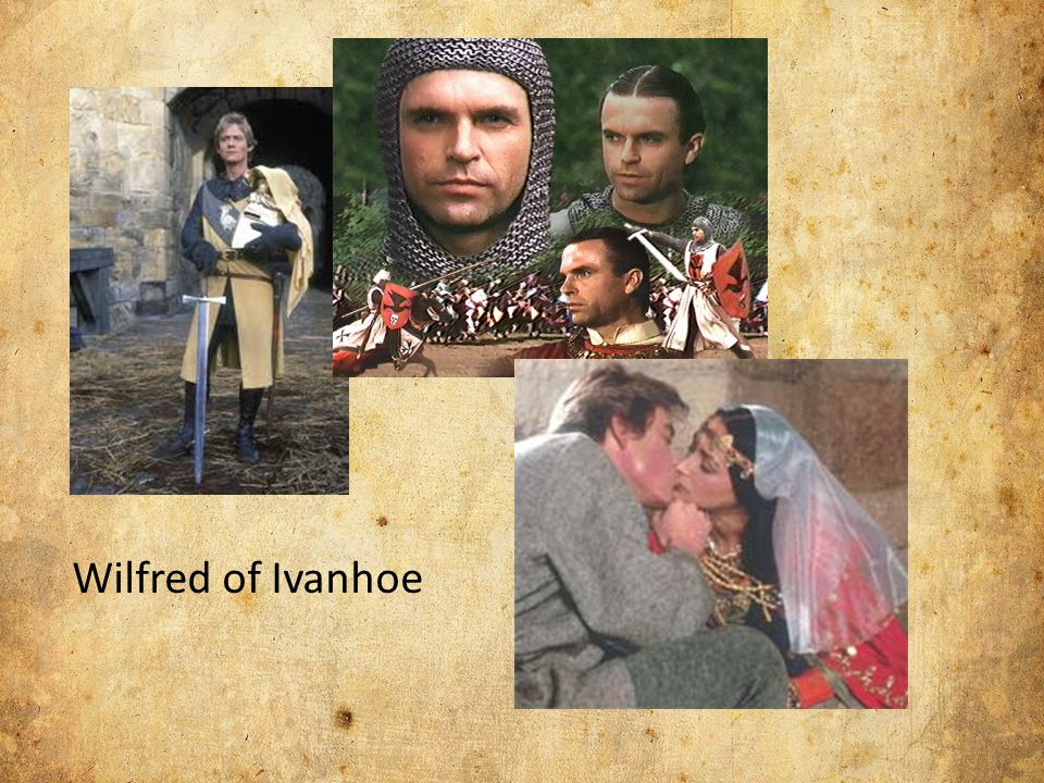 Wilfred of Ivanhoe