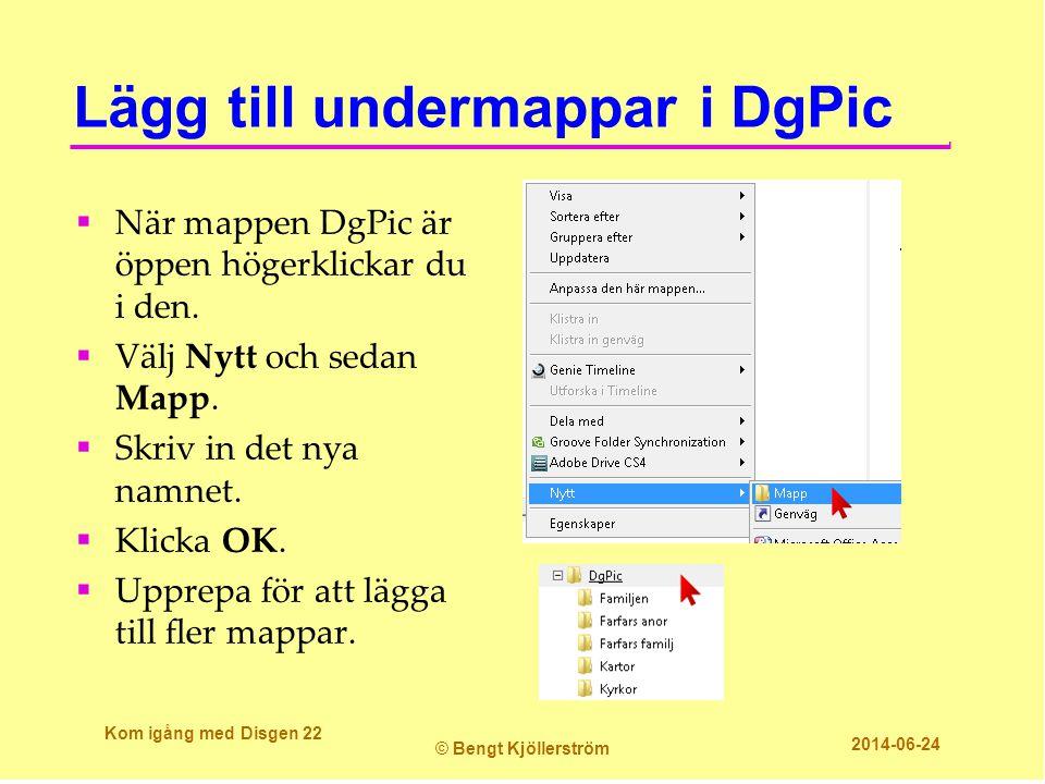 Lägg till undermappar i DgPic