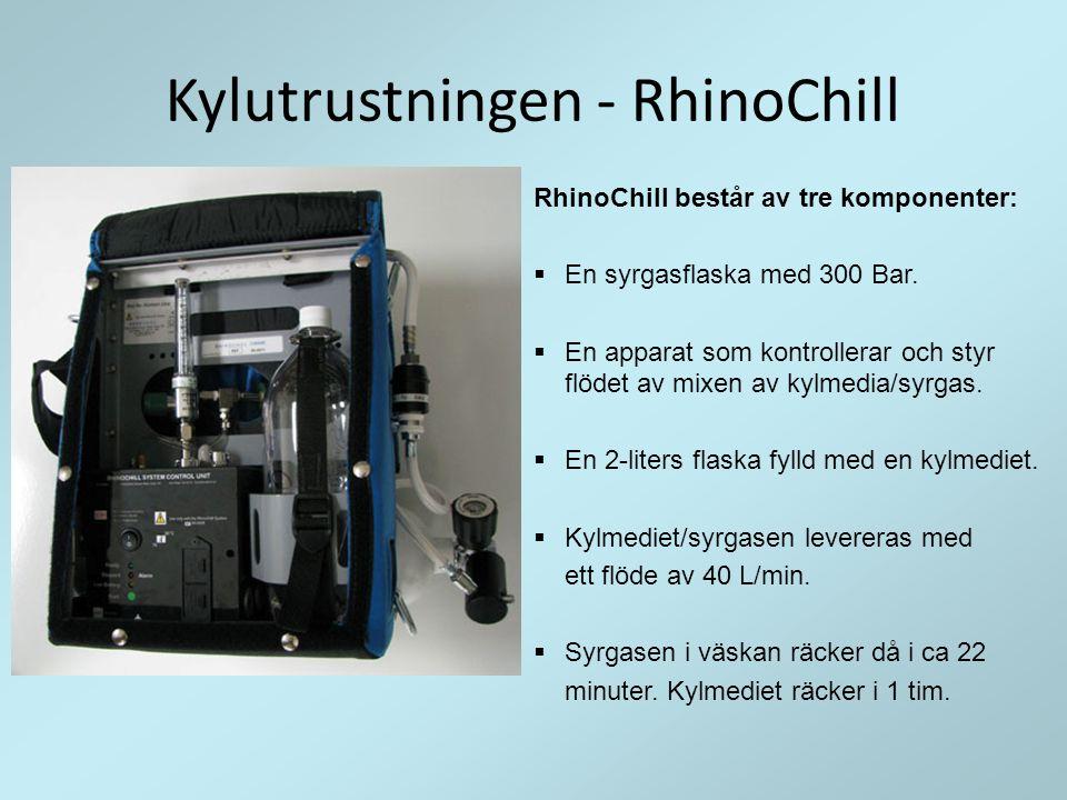 Kylutrustningen - RhinoChill