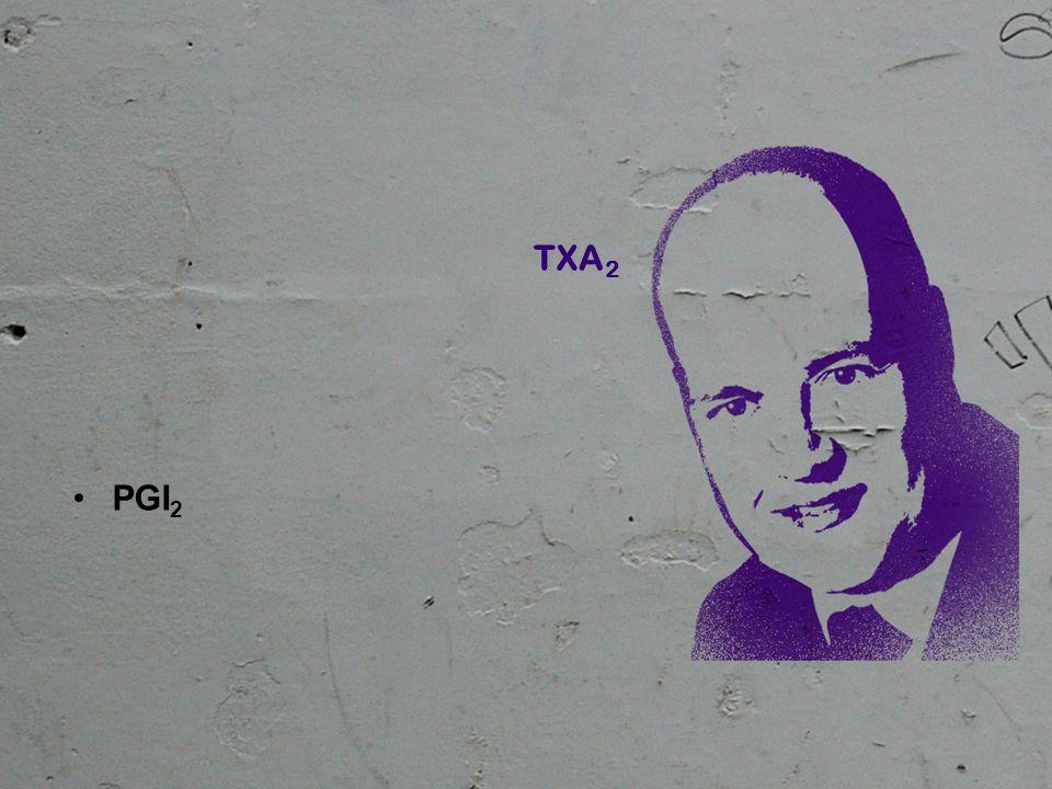 TXA2 PGI2