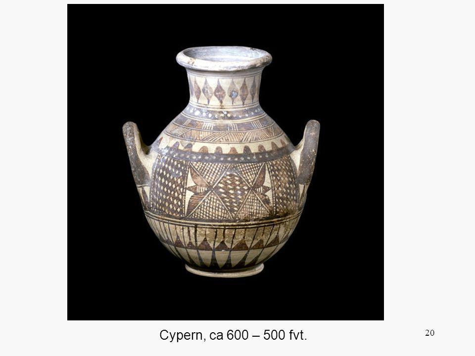 En typisk vas från Amathus