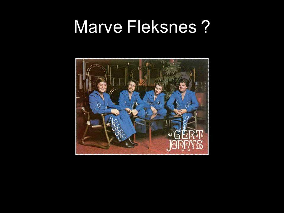 Marve Fleksnes