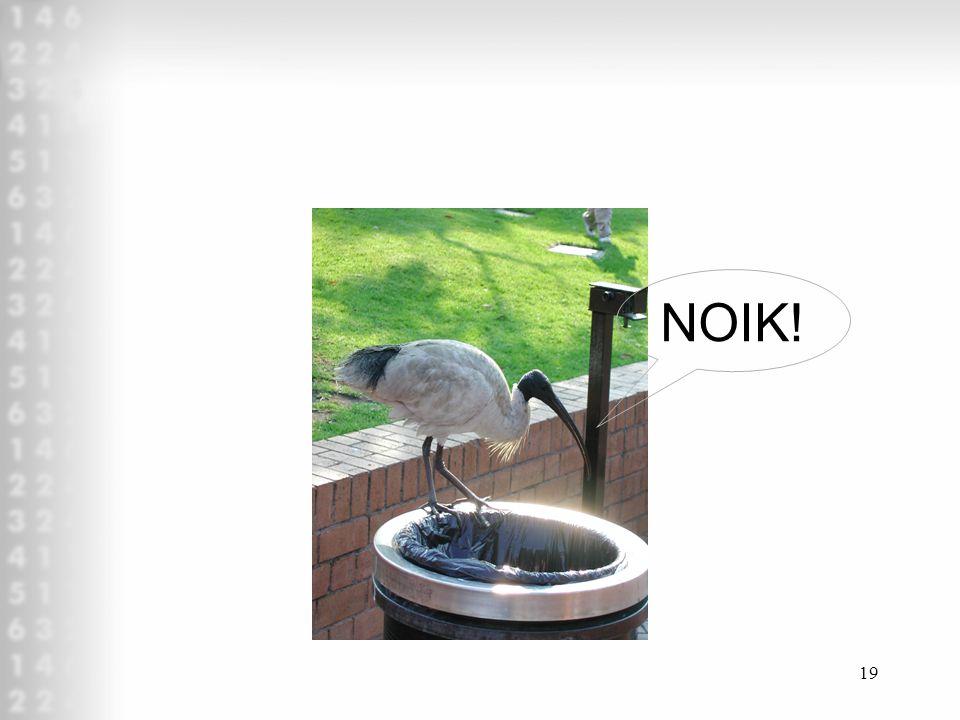 NOIK!