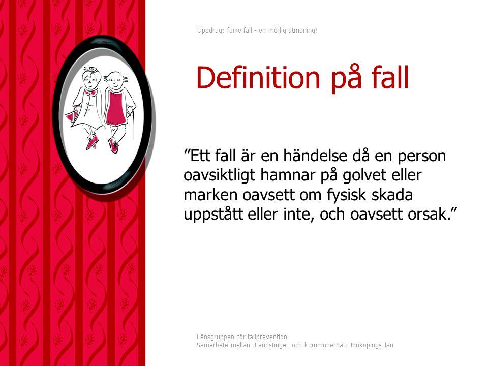 Definition på fall