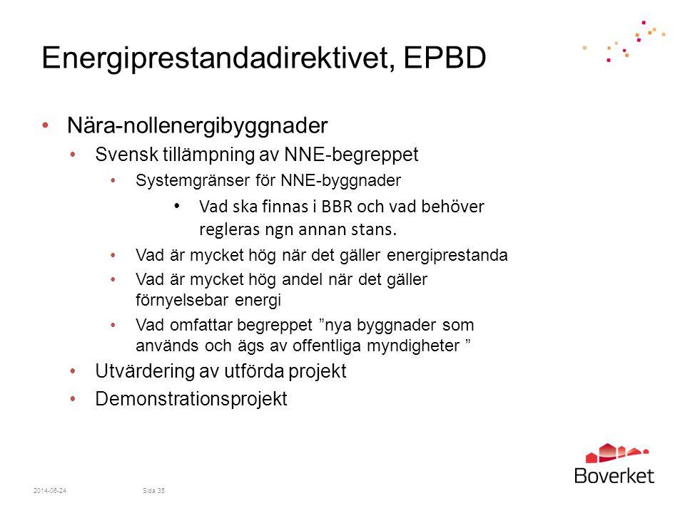 Energiprestandadirektivet, EPBD