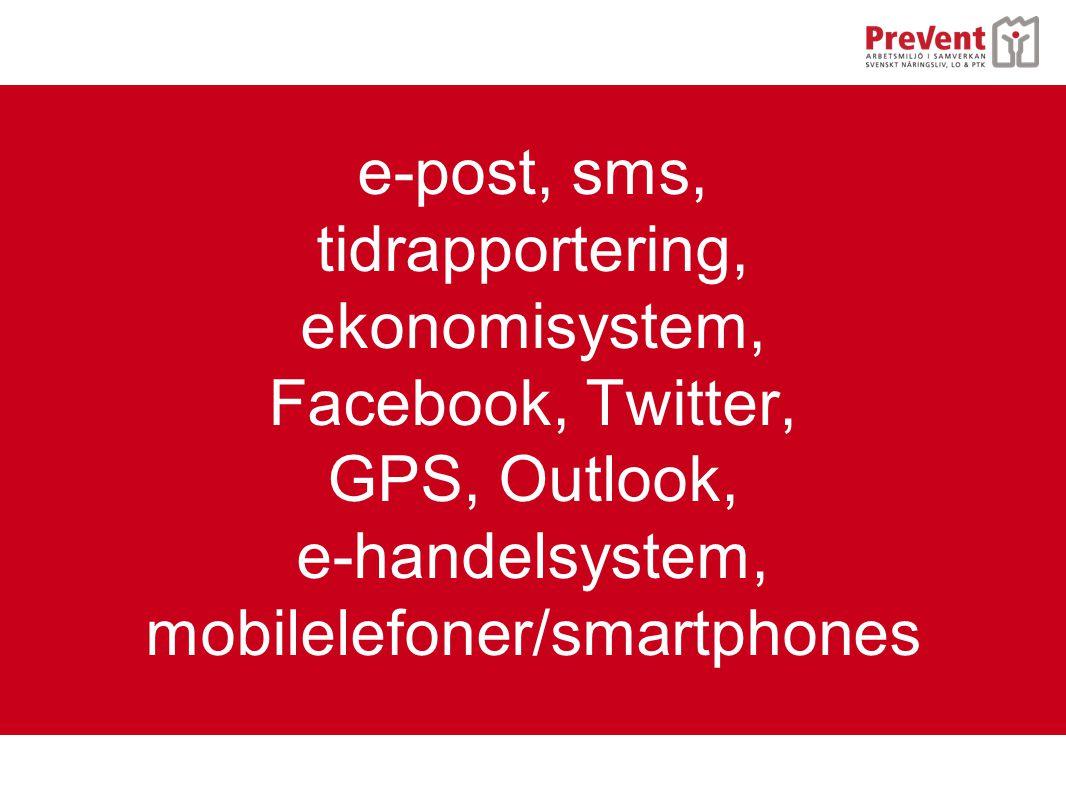 mobilelefoner/smartphones