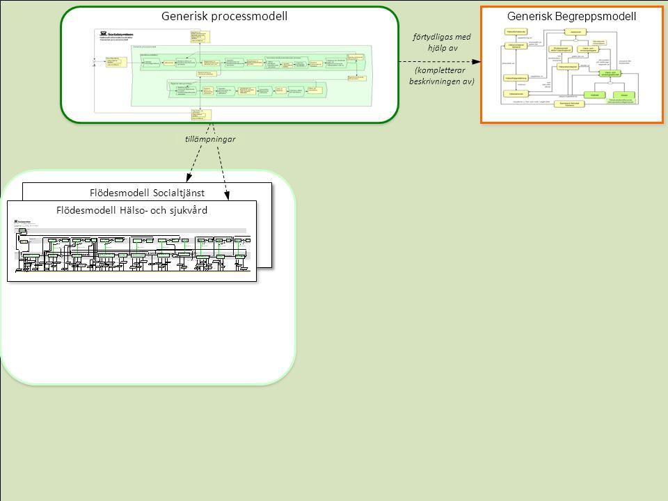 Generisk processmodell Generisk processmodell
