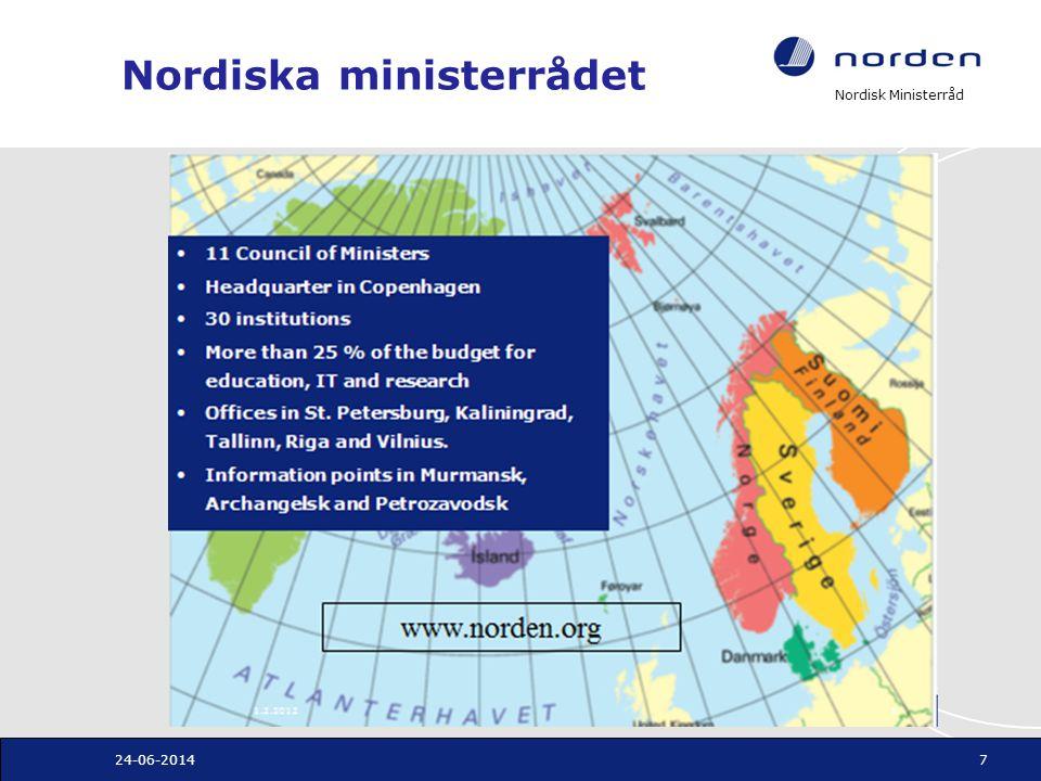 Nordiska ministerrådet