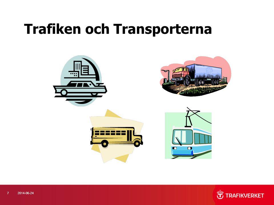 Trafiken och Transporterna