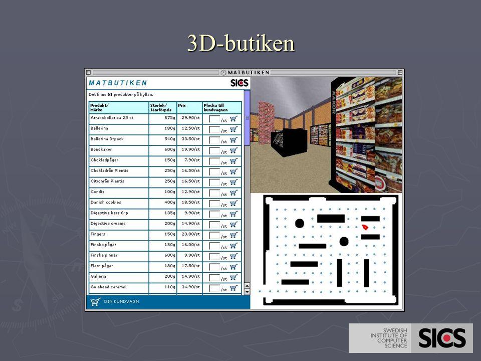 3D-butiken