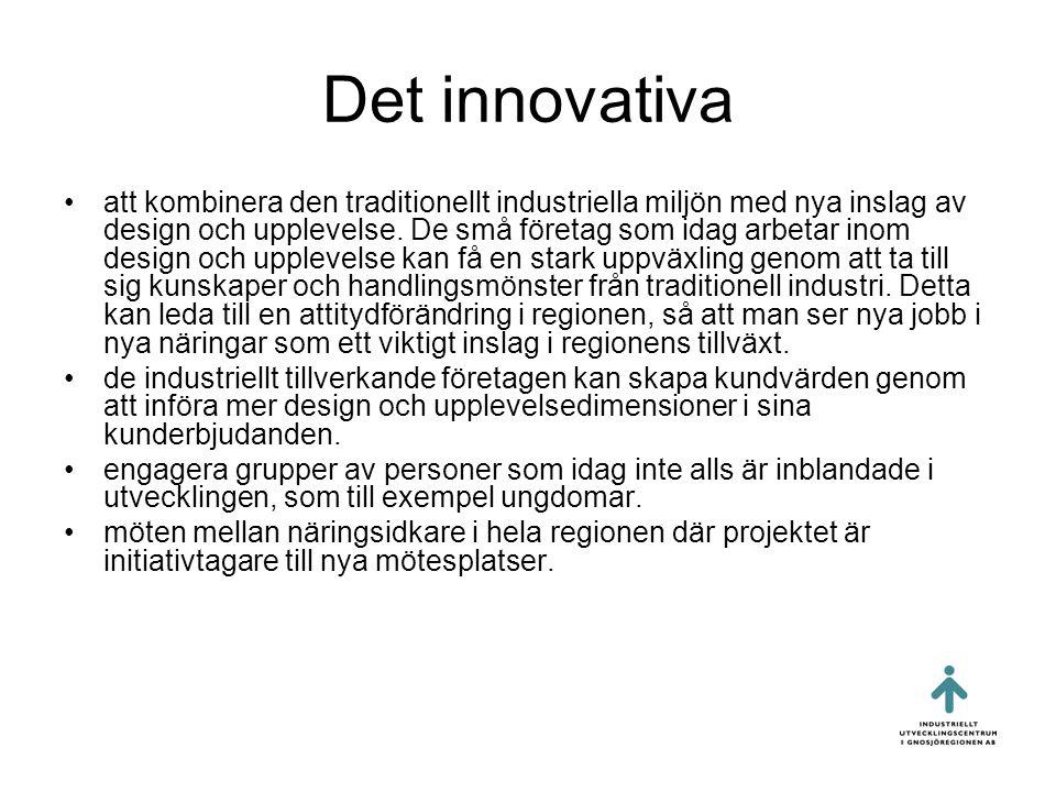Det innovativa