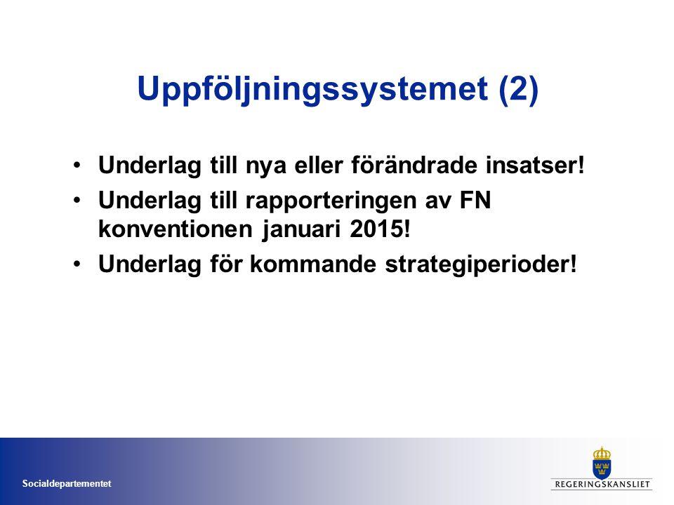 Uppföljningssystemet (2)