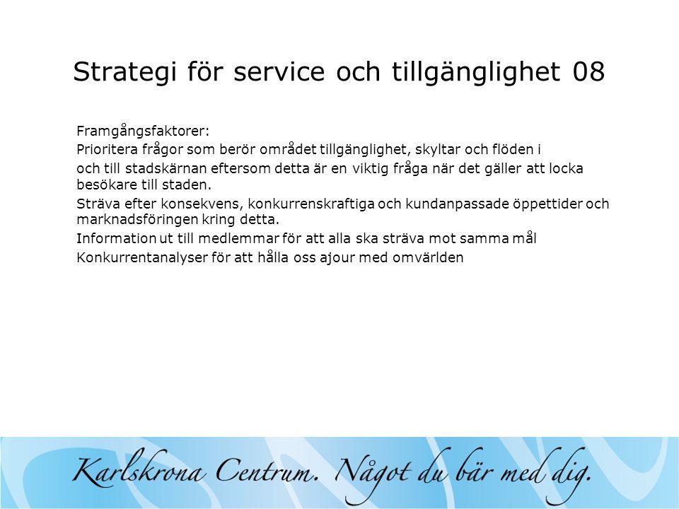 Strategi för service och tillgänglighet 08