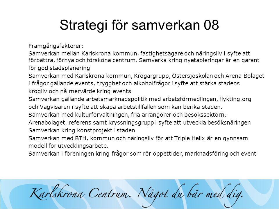 Strategi för samverkan 08