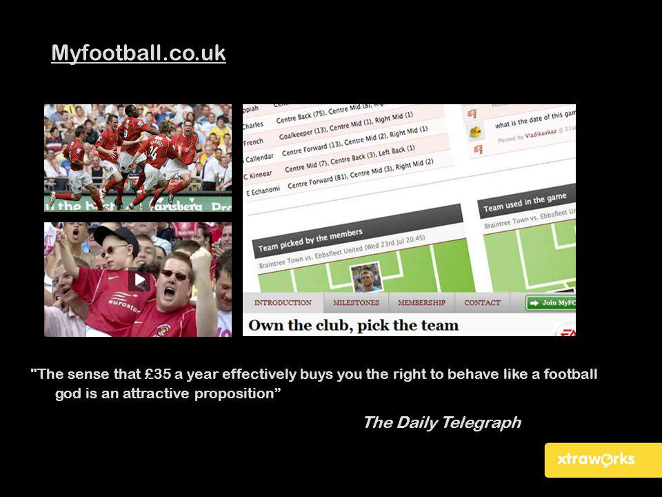 Myfootball.co.uk The Daily Telegraph