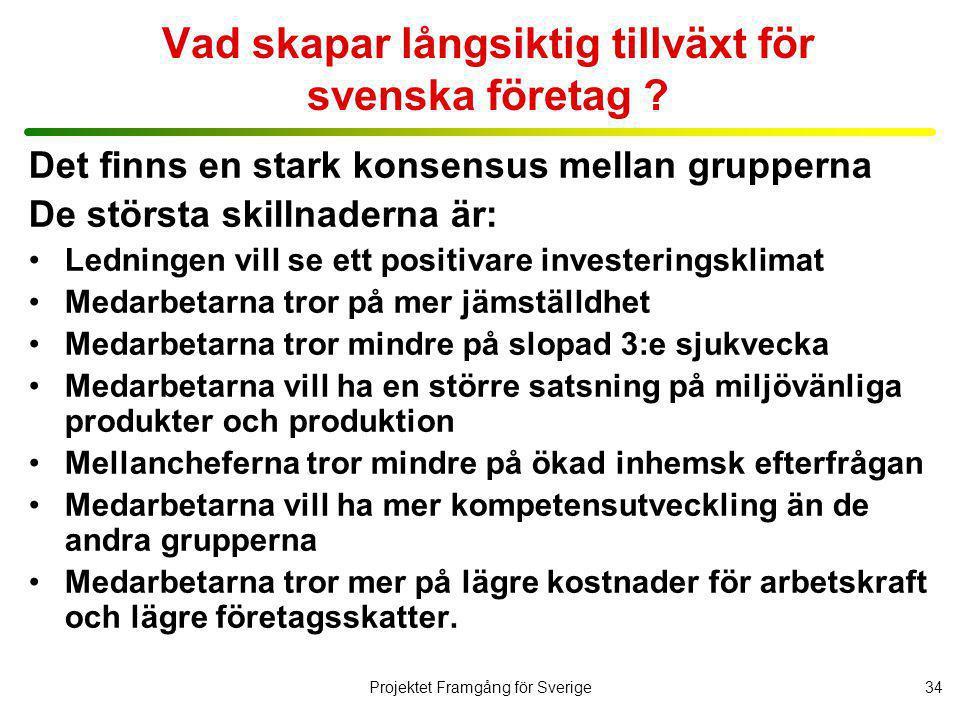 Vad skapar långsiktig tillväxt för svenska företag