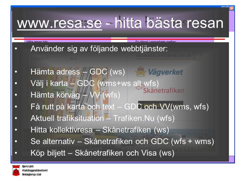 www.resa.se - hitta bästa resan