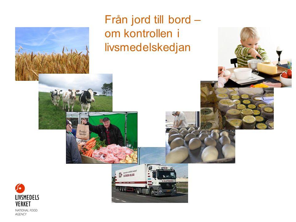 Från jord till bord – om kontrollen i livsmedelskedjan