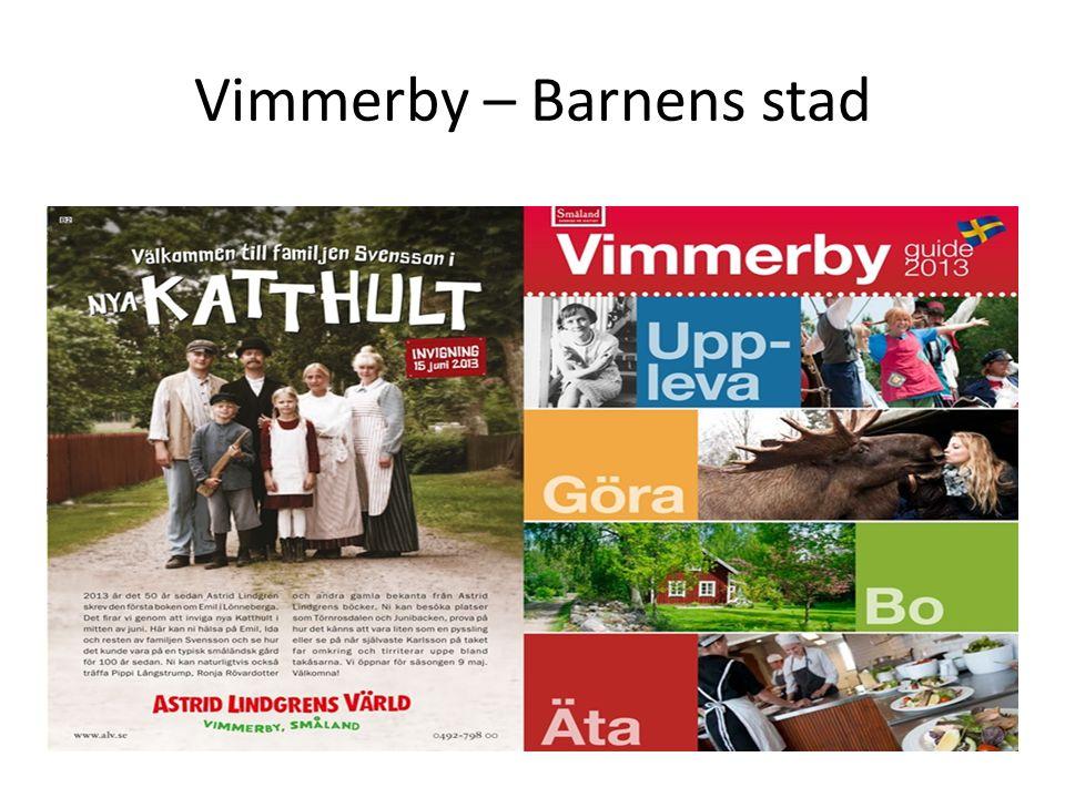 Vimmerby – Barnens stad