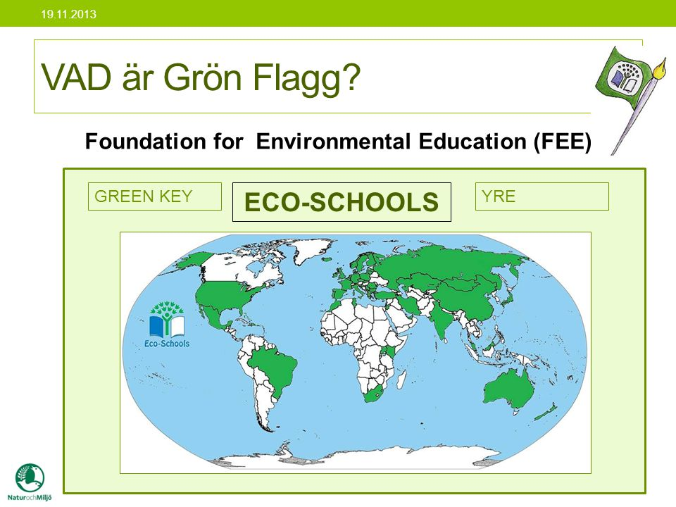 Foundation for Environmental Education (FEE).