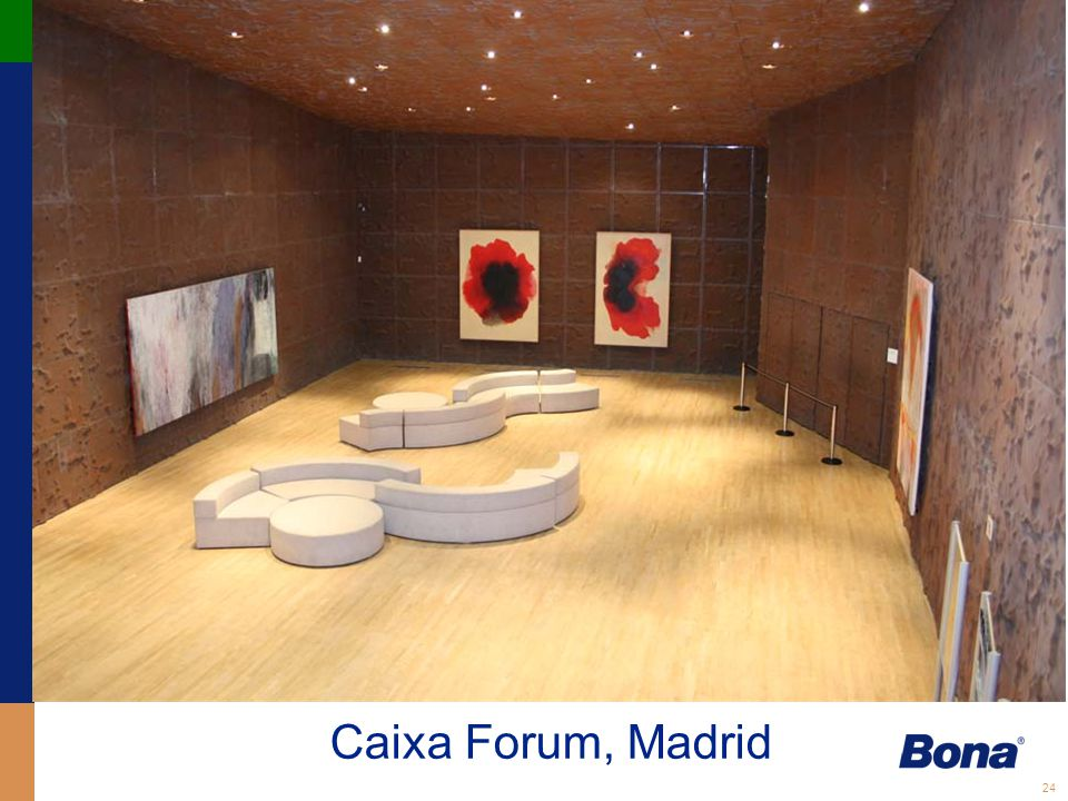 Caixa Forum, Madrid 24