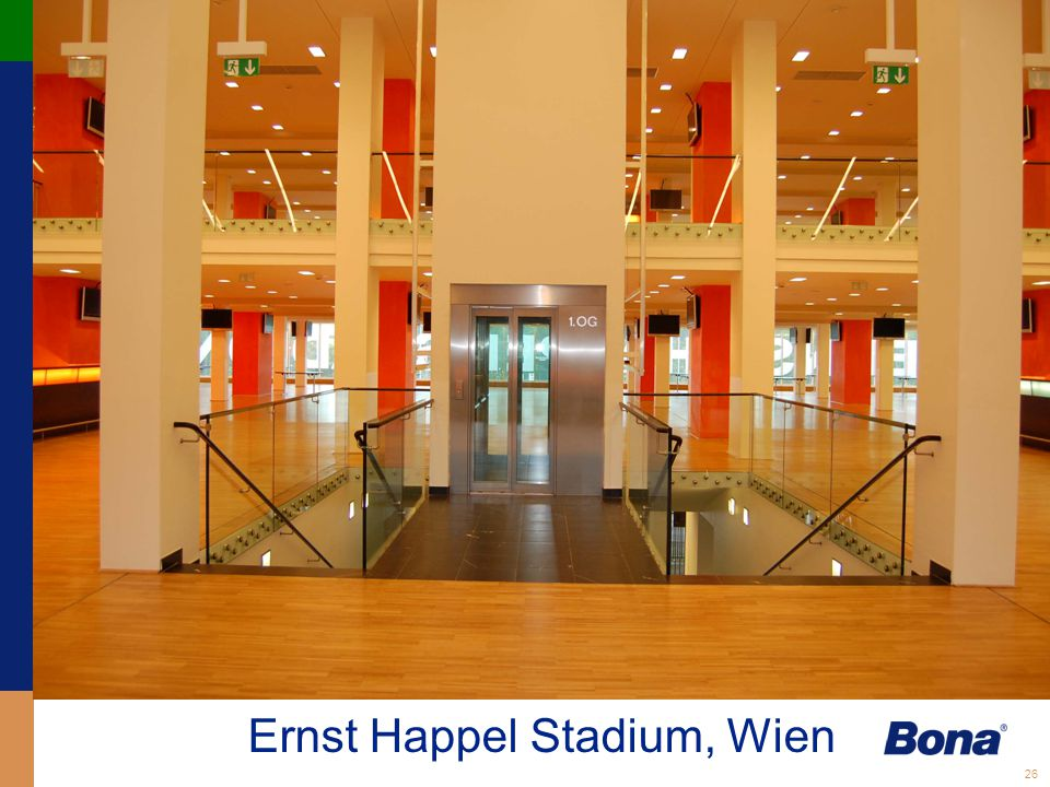 Ernst Happel Stadium, Wien