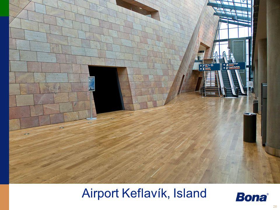Airport Keflavík, Island