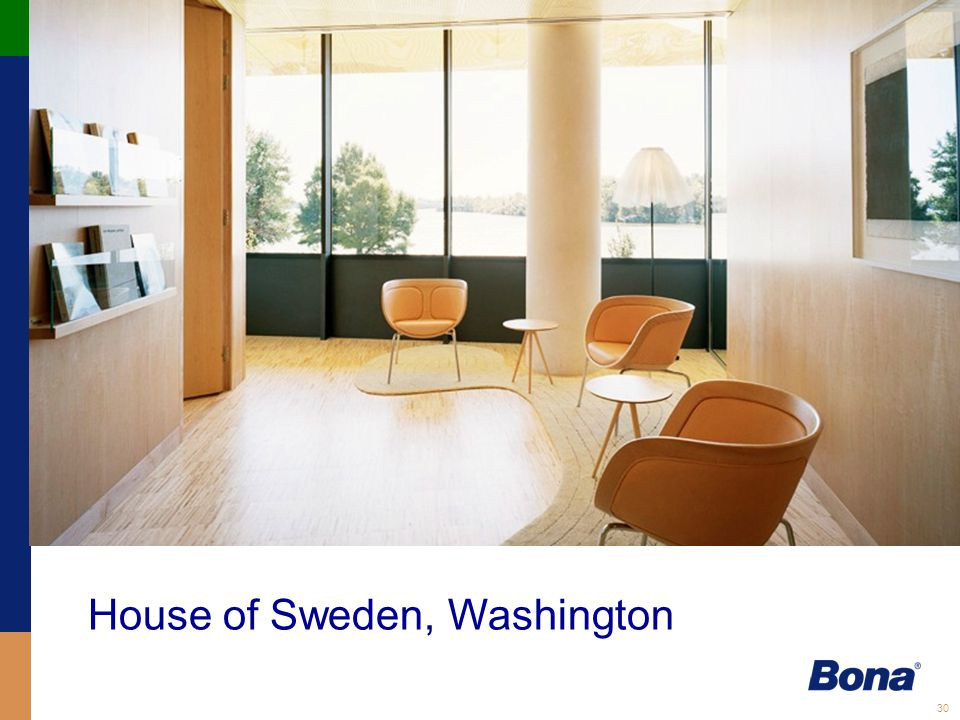 House of Sweden, Washington