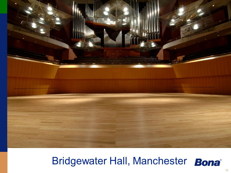 Bridgewater Hall, Manchester